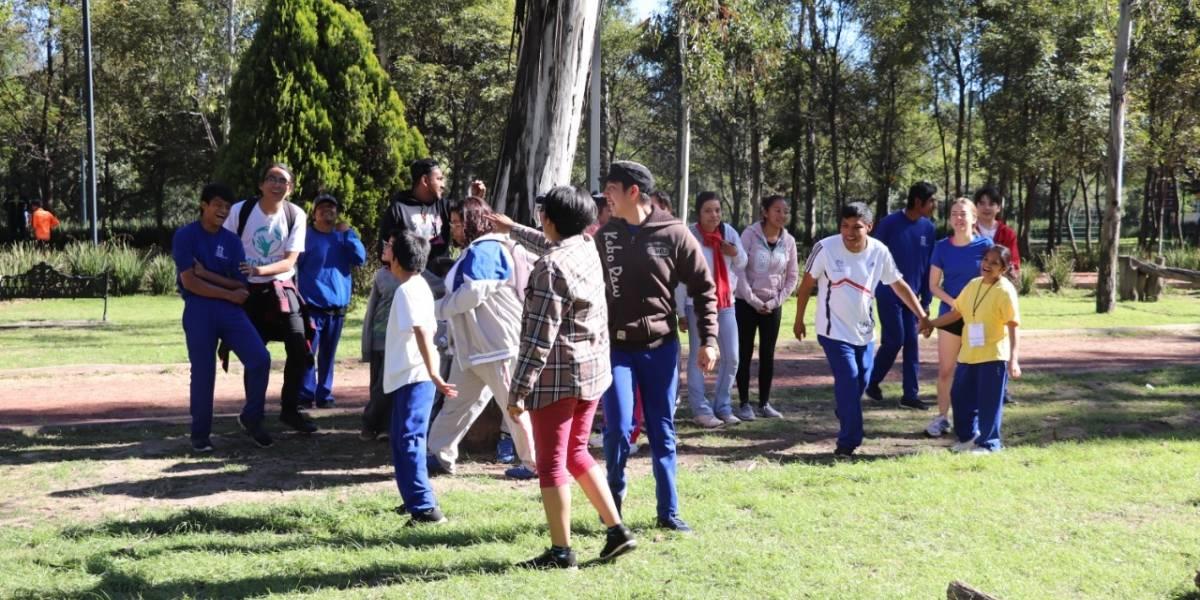 Continúa Scholas de Héctor Sulaimán con actividades incluyentes