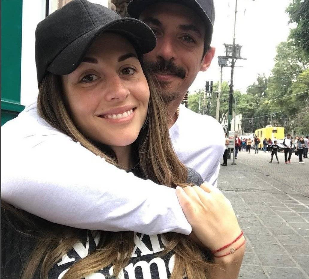 Zuria Vega y Alberto Guerra se convertirán en padres por segunda ocasión Instagram