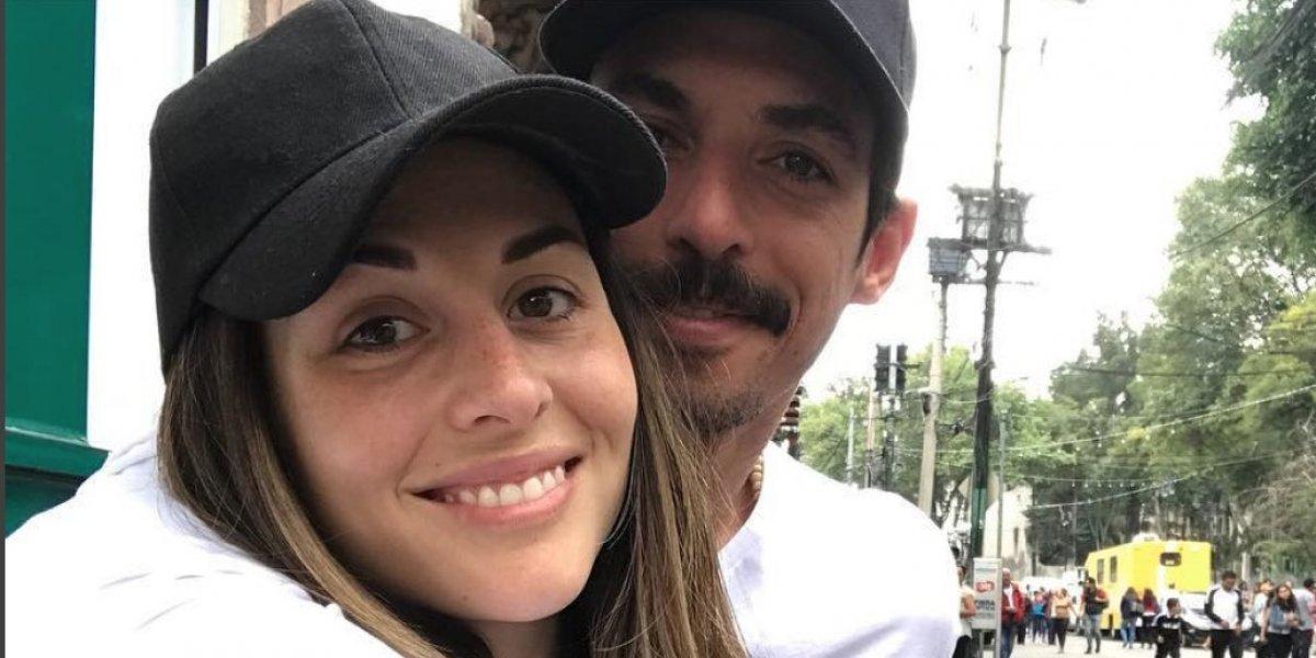 Zuria Vega y Alberto Guerra dan a conocer el sexo de su bebé