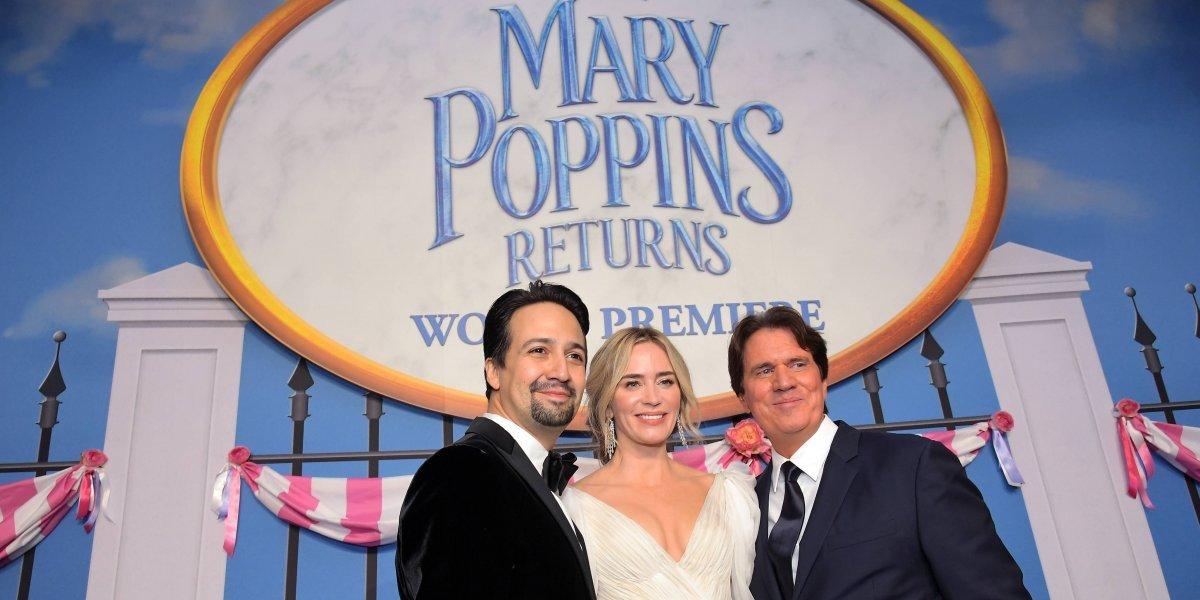 'Mary Poppins llenará de esperanza a nuevas generaciones': Rob Marshall