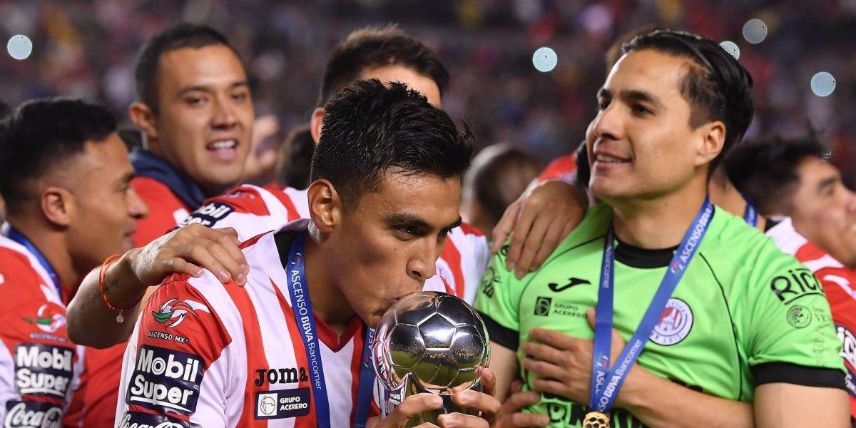 'Sueño con defender a la Selección mexicana y asistir a un Mundial'
