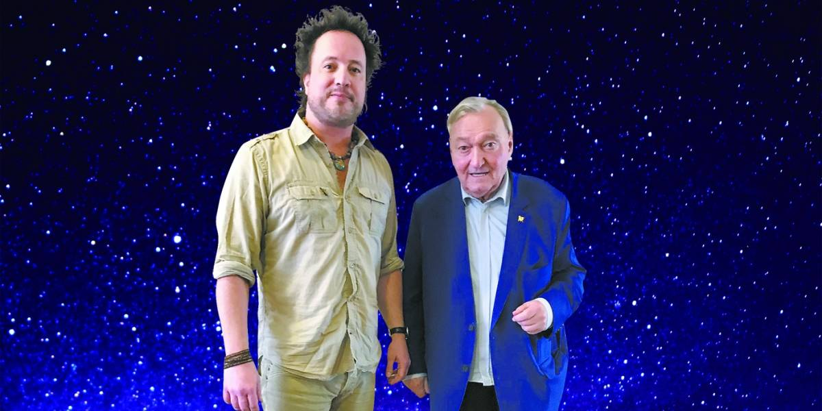 UFO Summit Brazil 2018: Erich von Däniken e Giorgio Tsoukalos se reúnem em São Paulo