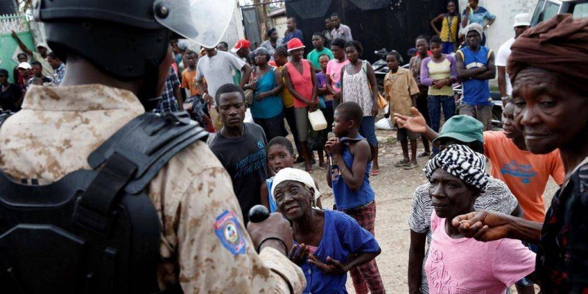Denuncian muerte de 59 personas a manos de bandas armadas en Haití
