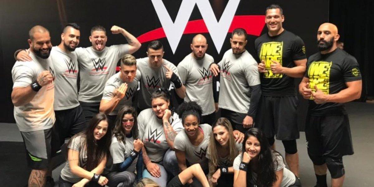 WWE realizó su primera prueba de talentos en Latinoamérica en Santiago