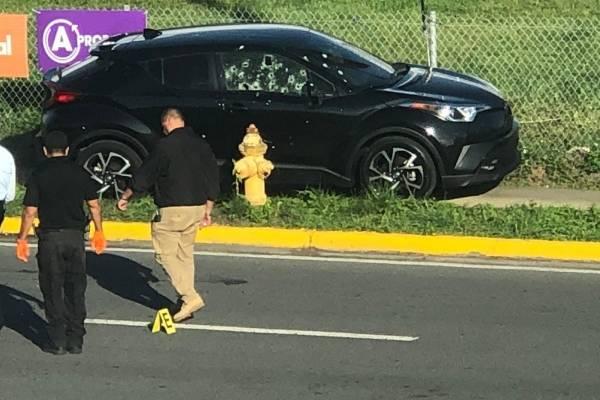 asesinato en la avenida Chardón en Hato Rey