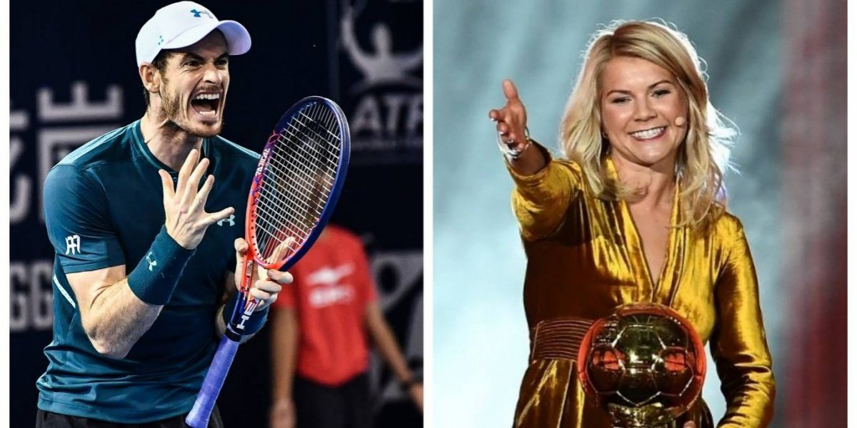 Andy Murray califica de sexismo broma a Ada Hegerberg