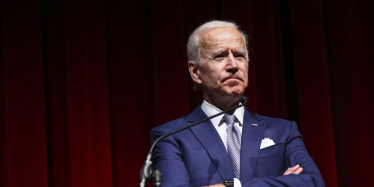Joe Biden destapa sus intenciones de ser presidente de Estados Unidos