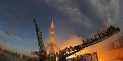 El viaje de la Soyuz hacia la Estación Espacial Internacional