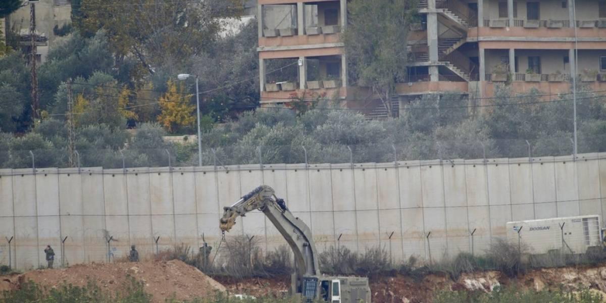 Israel lanza ofensiva militar y destruye túneles de Hezbolá en plena frontera con Líbano