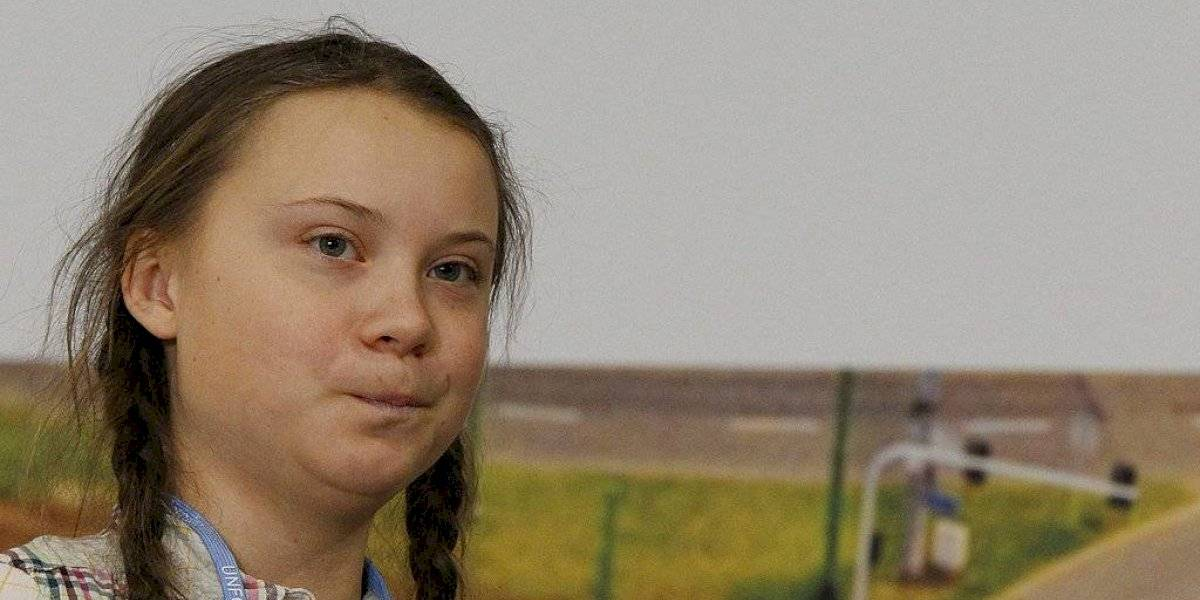 """""""Necesita sexo"""": periodista y locutor brasileño es despedido por insultar en vivo a Greta Thunberg"""