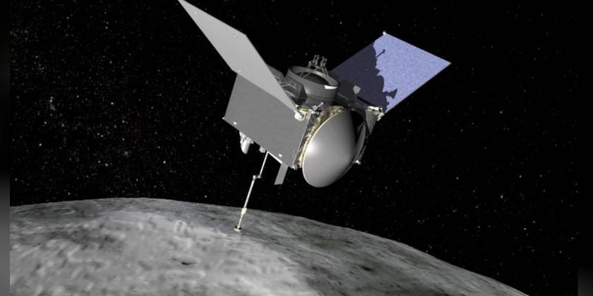 Sonda da Nasa alcança asteroide visto como possível ameaça à Terra