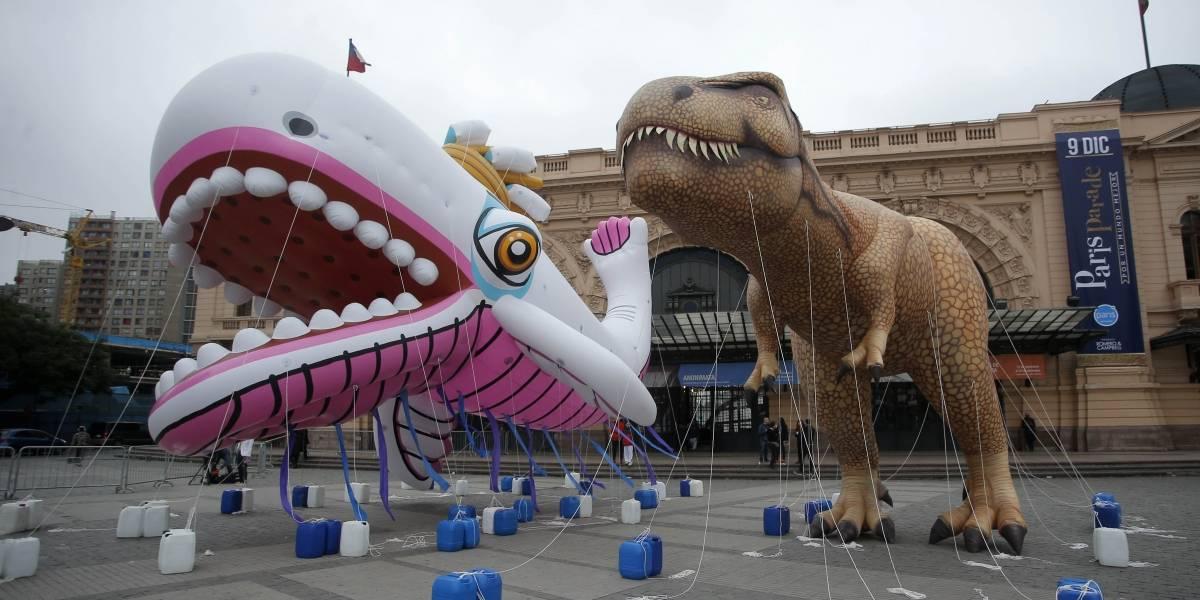 Paris Parade 2018: Denise Rosenthal, Mocha Dick y el T-Rex serán parte de la novena edición