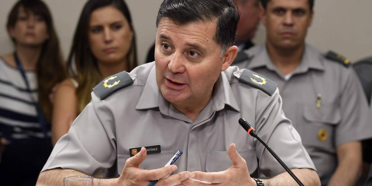 Tráfico de armas en el Ejército: general Martínez declara como testigo ante fiscal Guzmán tras reconocer la situación