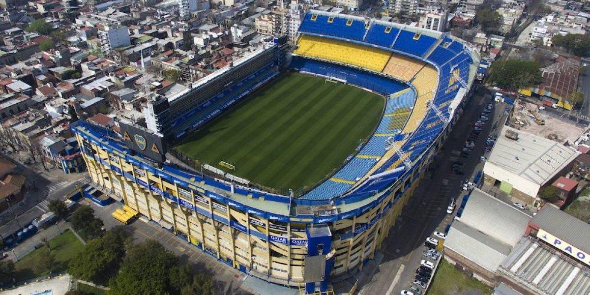 Evacúan La Bombonera de Boca Juniors por amenaza de bomba