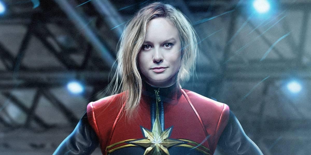 Capitana Marvel presenta su nuevo tráiler oficial