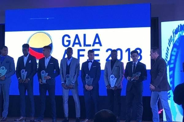Barcelona SC arrasó con los premios de la AFE 2018