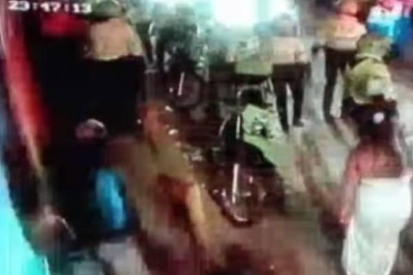 Joven denuncia caso de abuso policial por un grabar procedimiento en Bogotá