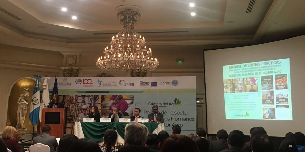 Plantean implementar política de derechos humanos en las empresas