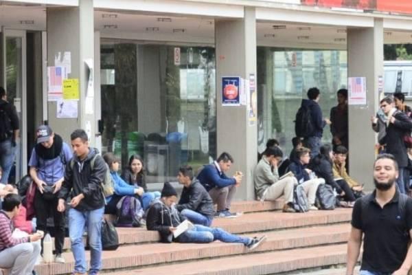 suspenden clases en la Univeridad Nacional