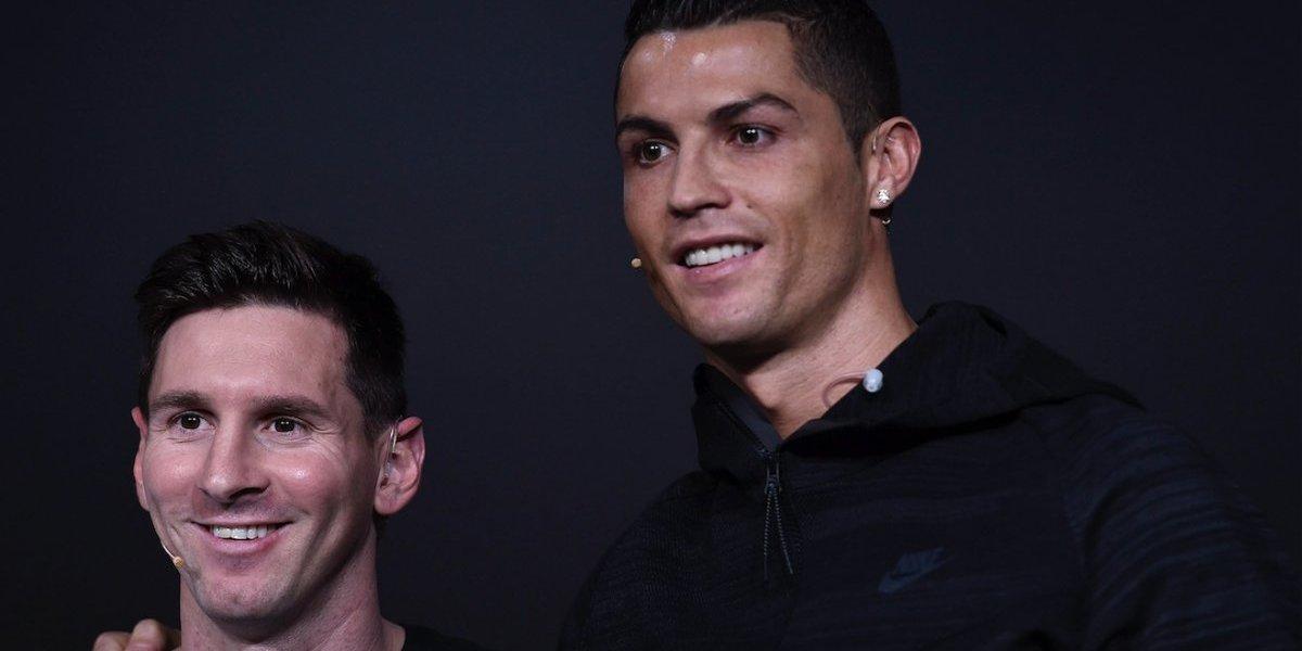 ¡Acontecimiento mundial! Messi y Cristiano estarán juntos en la final River-Boca