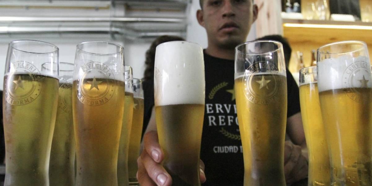 Cómo ponerse en forma sin dejar el alcohol
