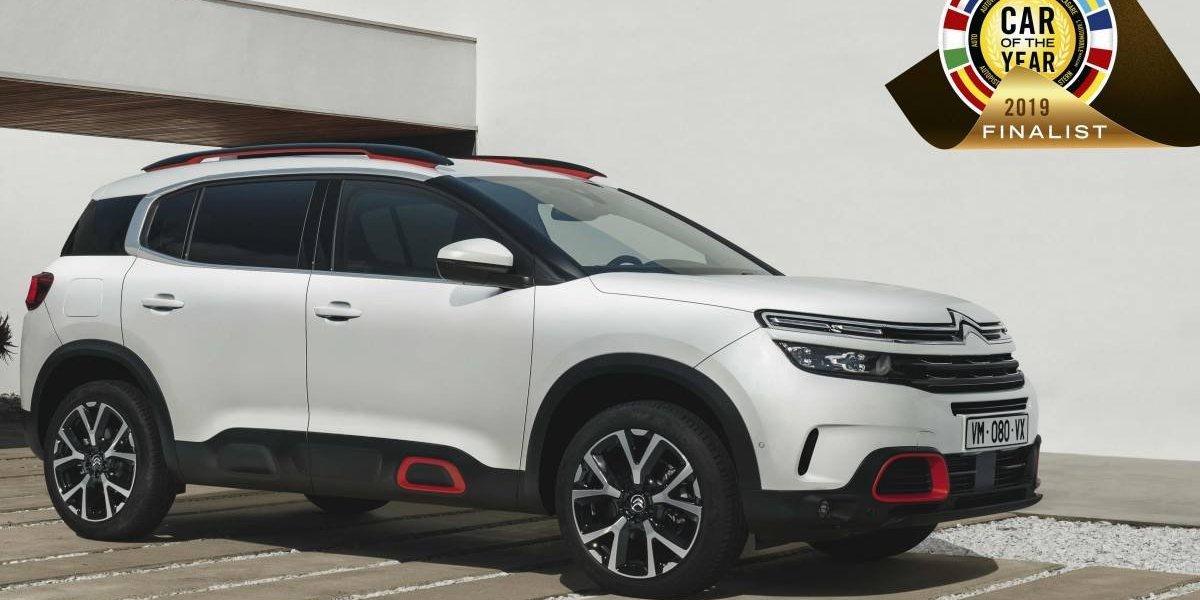 Citroën pelea el trono de Europa con su C5 Aircross