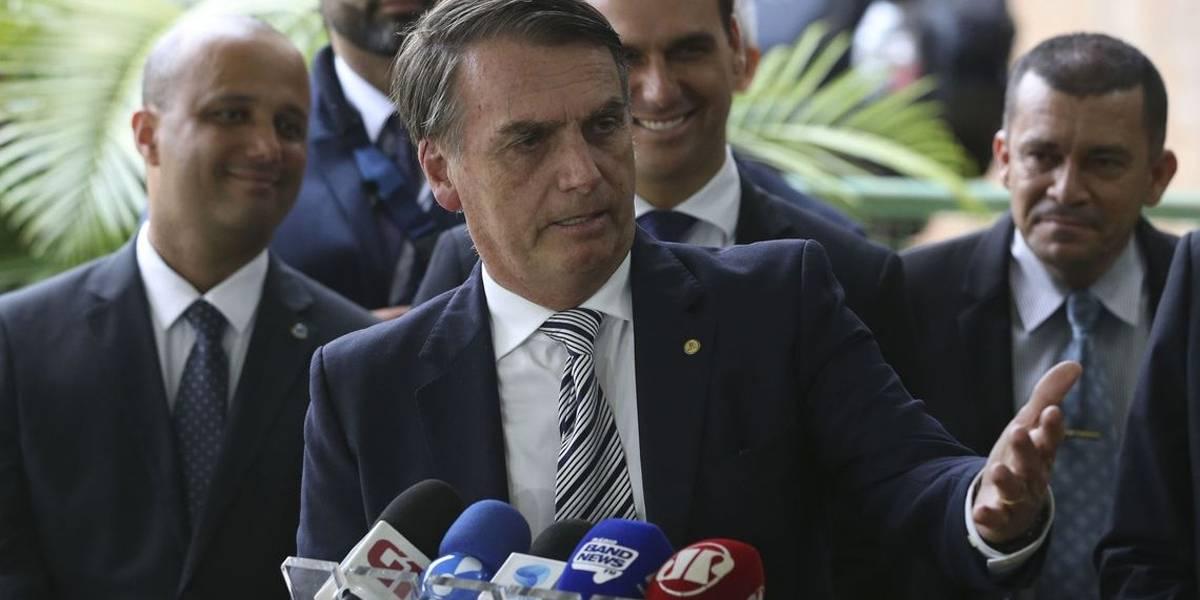 Reforma da Previdência poderá ser fatiada, diz Bolsonaro