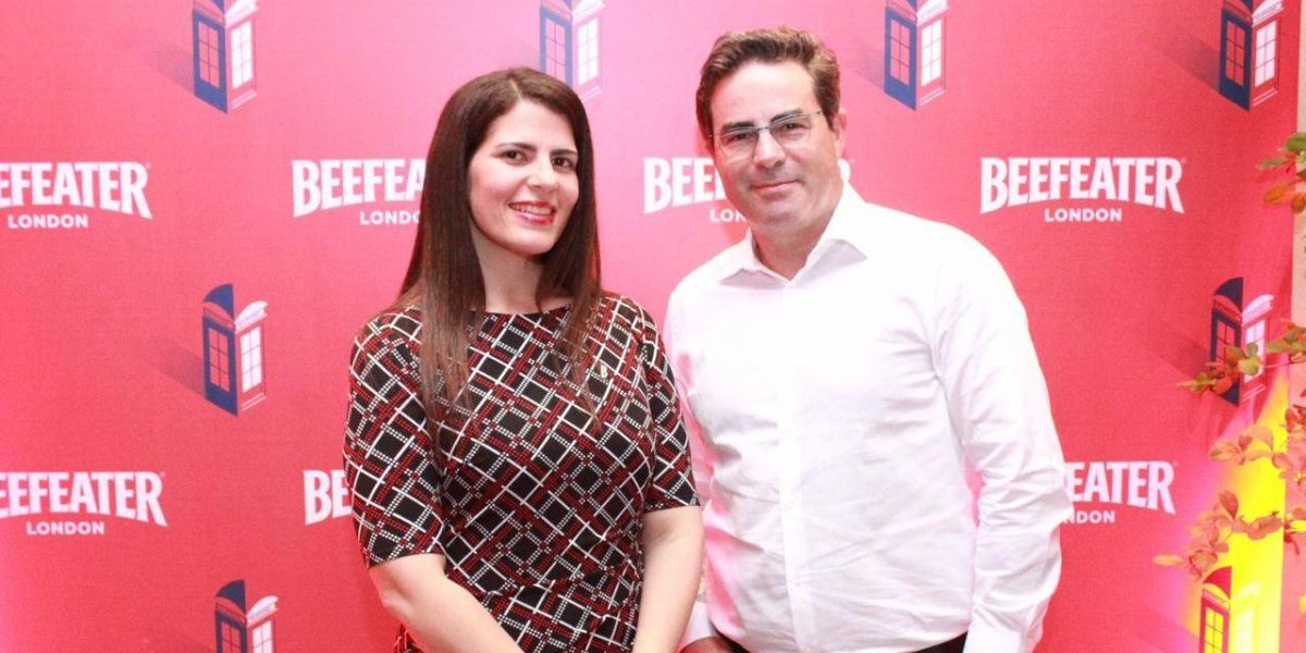 #TeVimosEn: Beefeater celebró su primera cata 'Mixologin' en Santo Domingo