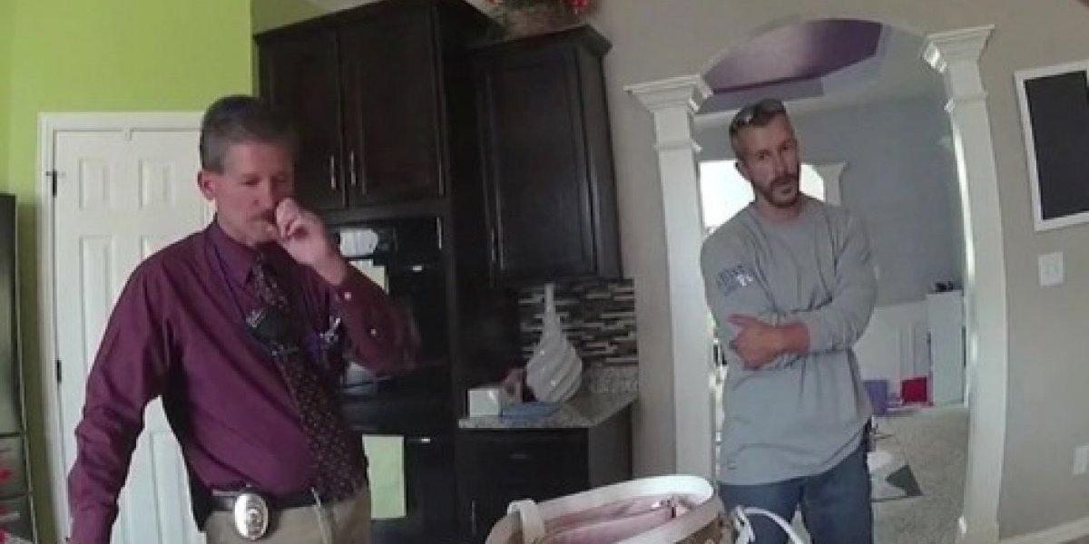O vídeo em que o 'Monstro de Denver' mostra a casa em que matou a esposa grávida e as filhas