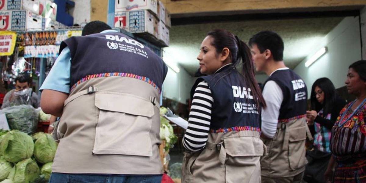 Diaco recuperó Q9 millones en favor de los consumidores