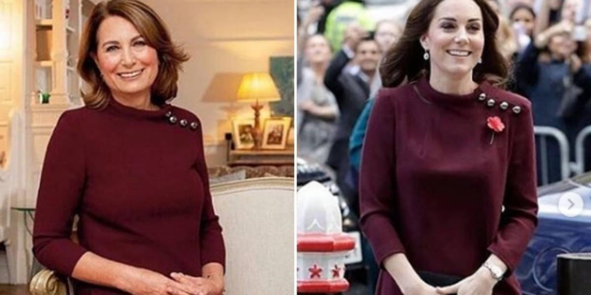 Mãe de Kate Middleton fala pela primeira vez sobre a vida da filha na família real britânica