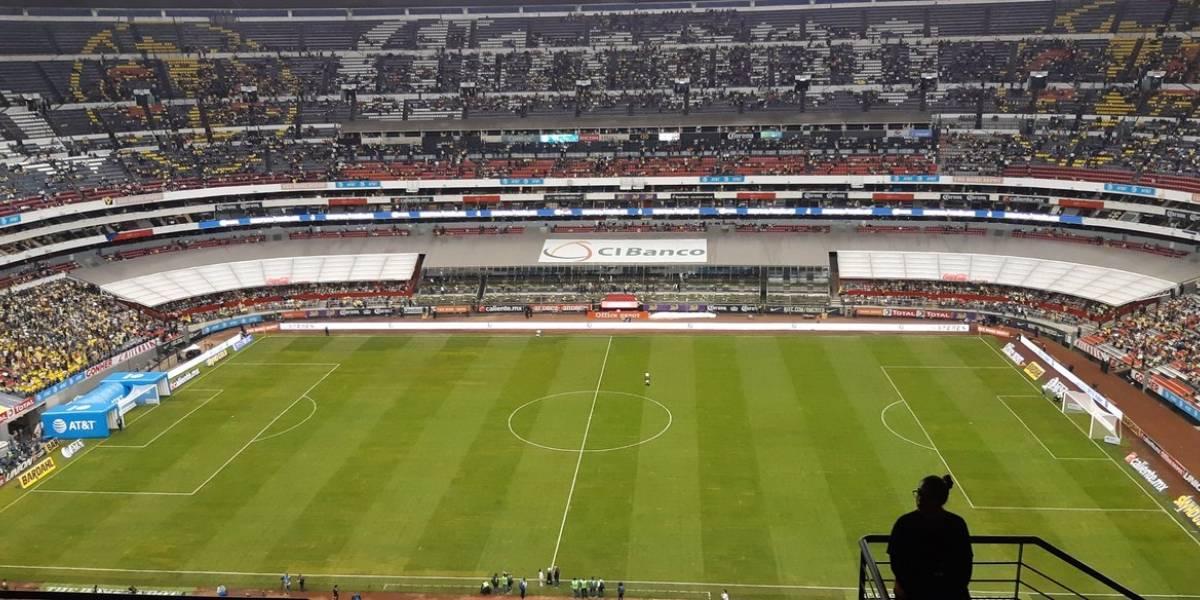 Estadio Azteca tendrá tres juegos en tres días