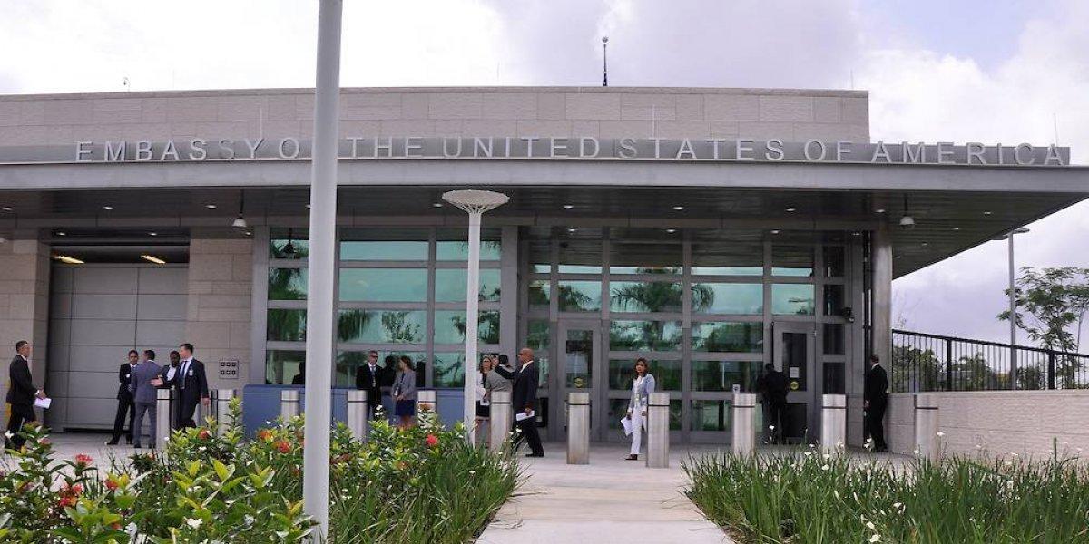 Embajada de EE.UU. no ofrecerá servicios mañana en memoria de George Bush