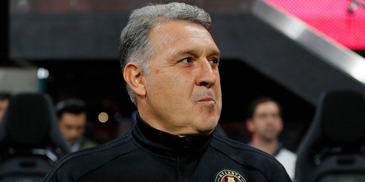 Tata Martino se enfoca en la final de la MLS y deja del lado al Tri