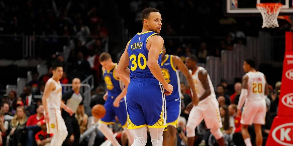 Golden State recupera la memoria en la NBA gracias a un tremendo Steph Curry