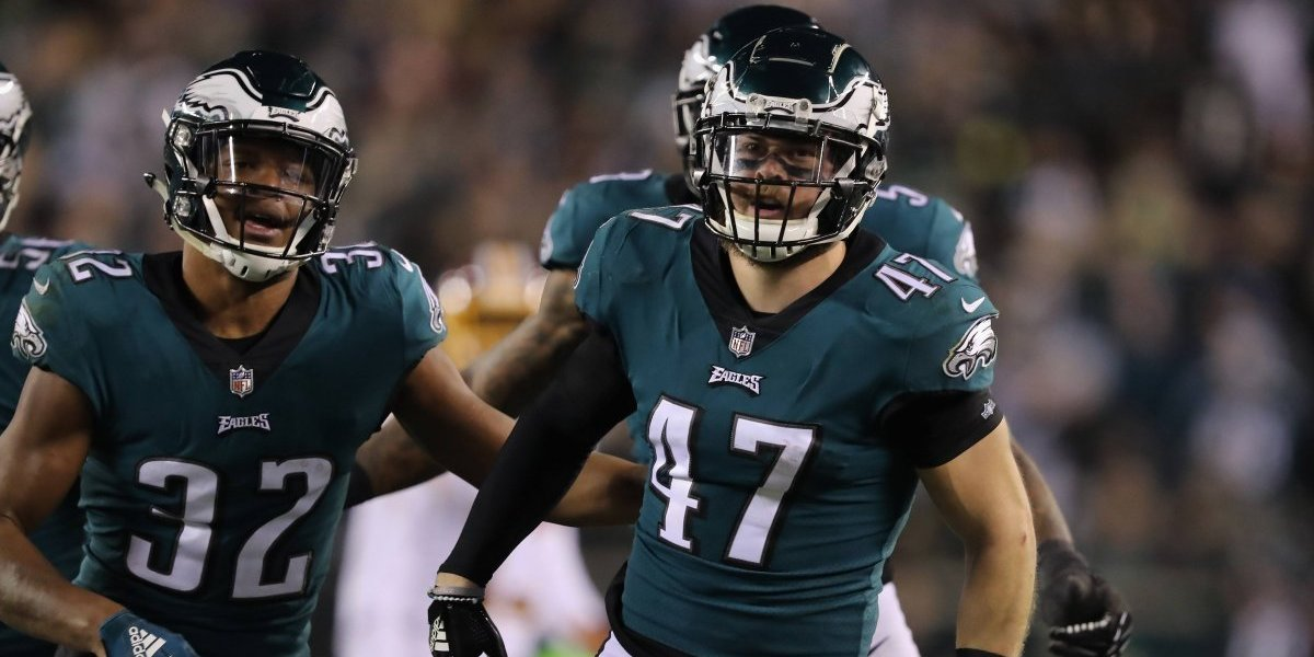 Redskins vs. Eagles - Reporte de Juego - 3 diciembre, 2018