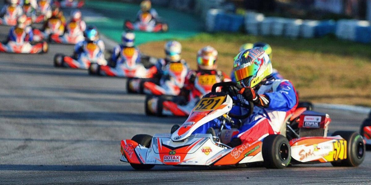 Chile obtuvo un histórico octavo lugar en la categoría DD2Master del Mundial de karting en Brasil