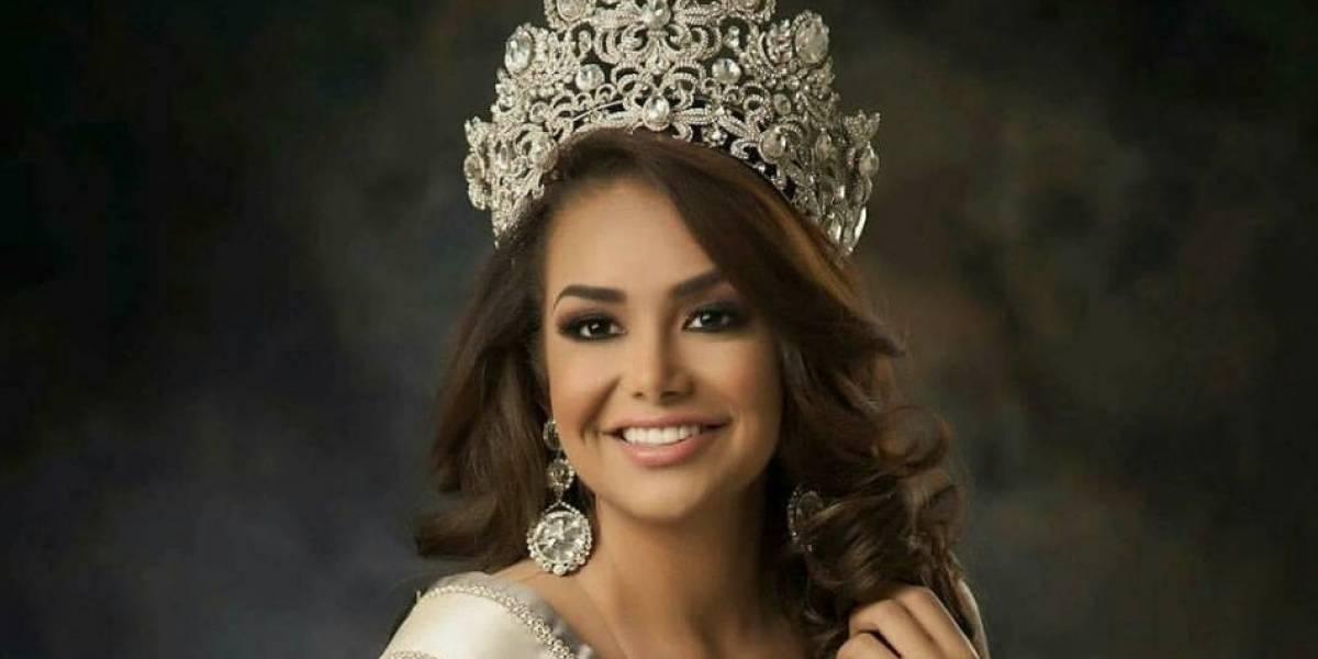 FOTOS. Isel Suñiga, Miss Guatemala 2017 sorprende con boda repentina