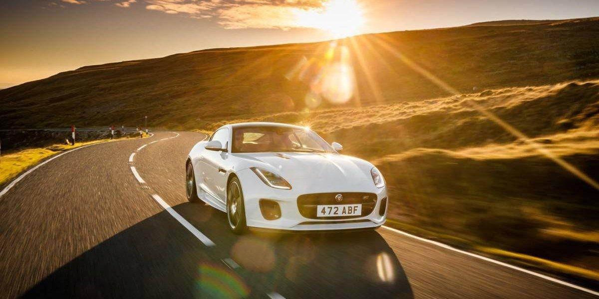 Jaguar celebra sus 70 años con dos ediciones especiales del F-Type