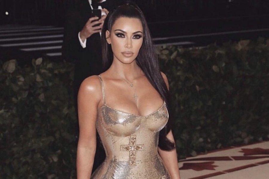 Fotos Las Veces Que Kim Kardashian Con Poca Ropa Encendió