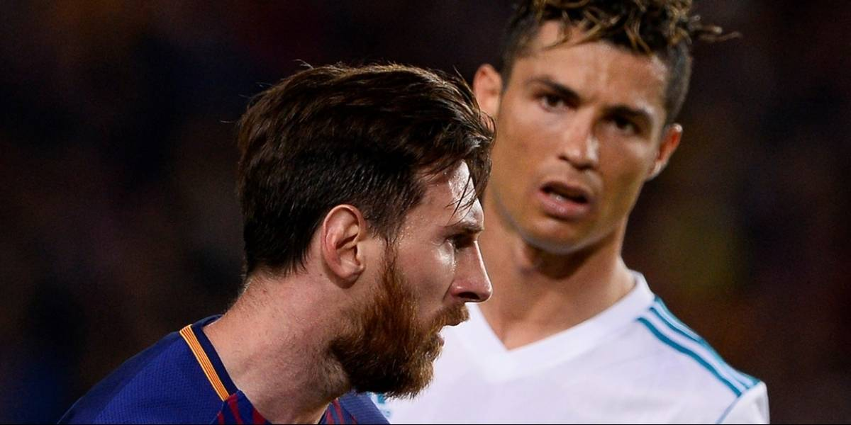 Cristiano y Messi estarán en la final River-Boca en Madrid