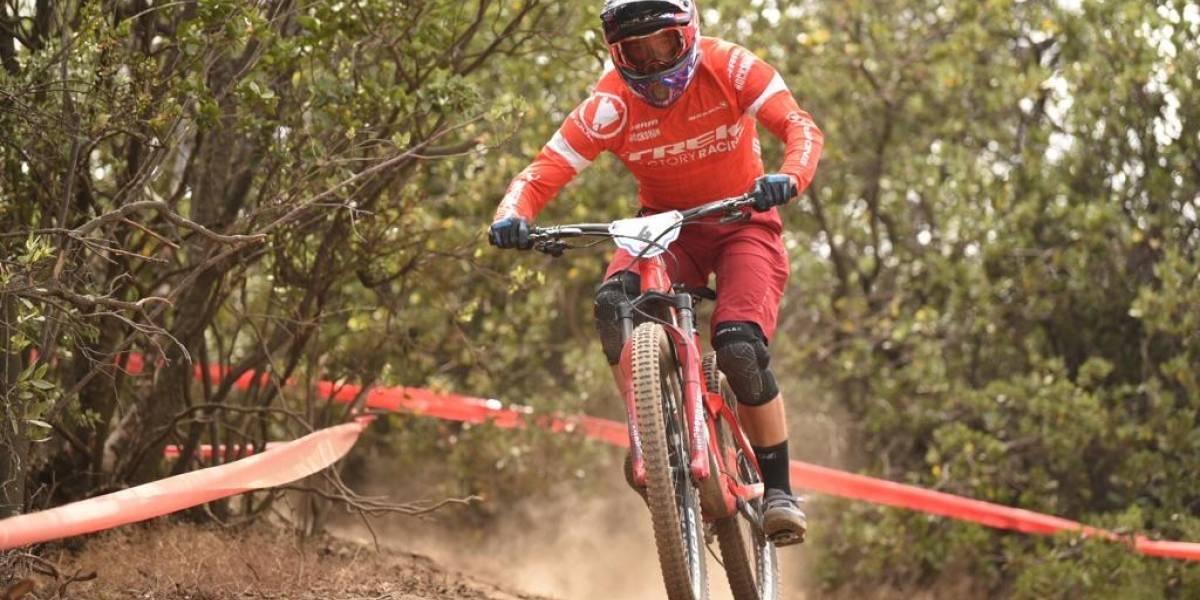 Florencia Espiñeira y Pedro Burns se consolidan como los mejores del año en el montenbaik enduro
