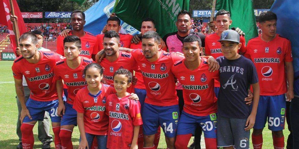 Municipal revela los dorsales que utilizarán sus jugadores en el Clausura 2019