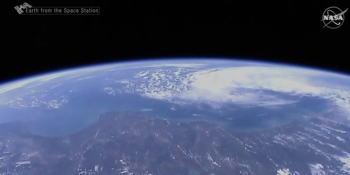 AO VIVO: NASA mostra lançamento de nave para Estação Espacial