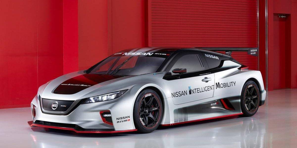 Leaf Nismo RC, la evolución deportiva del eléctrico de Nissan