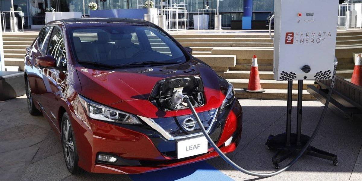 Nissan logra crear ecosistemas domésticos con autos eléctricos