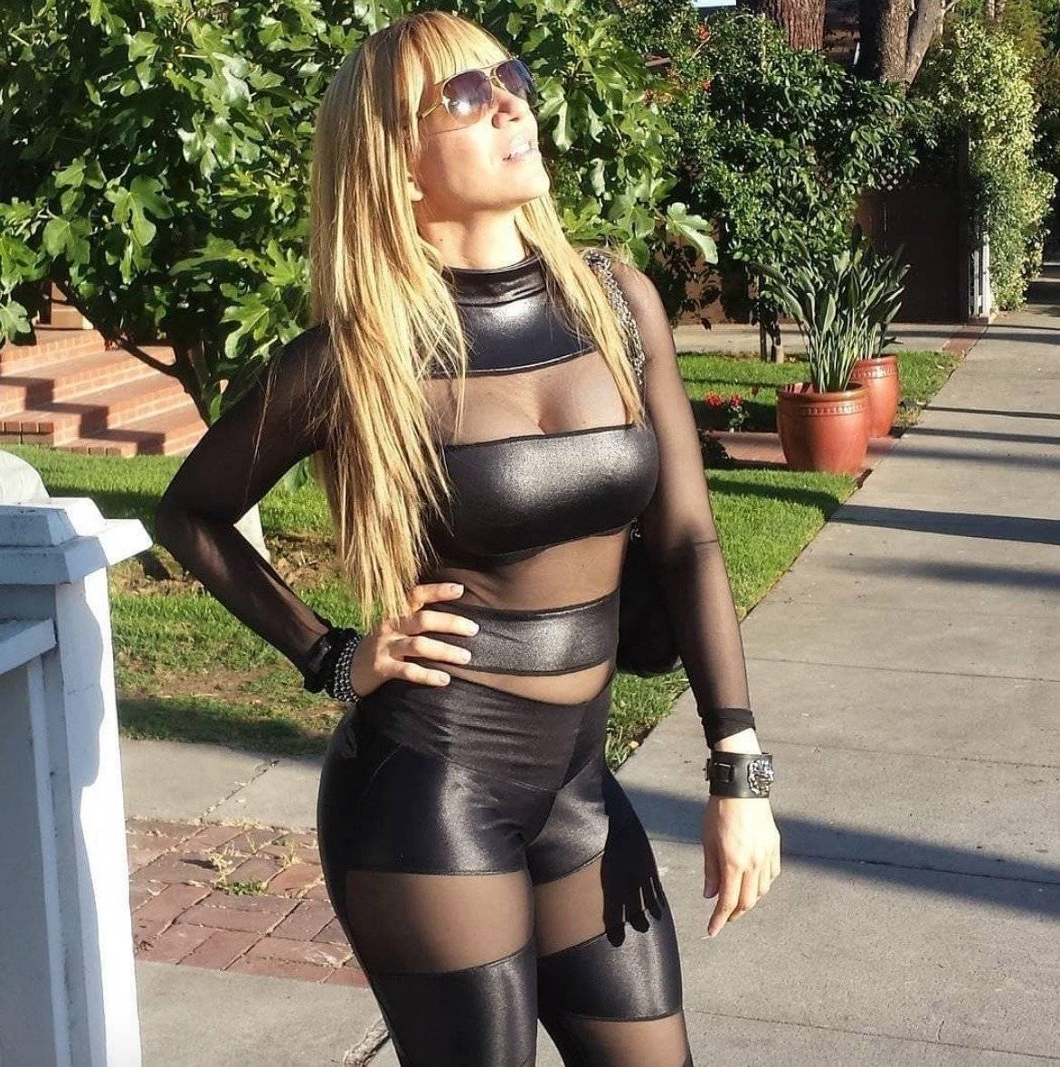 La cantante de 39 años hará una película para adultos Instagram