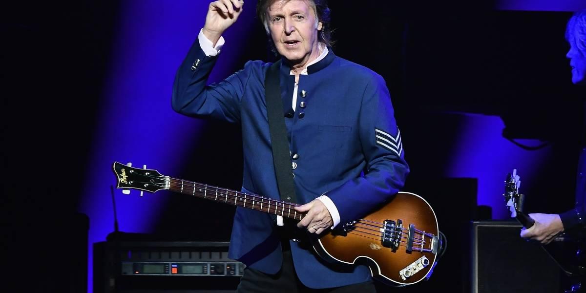 Alto valor de las entradas a Paul McCartney: ¿Por qué son tan caros los conciertos en Chile?