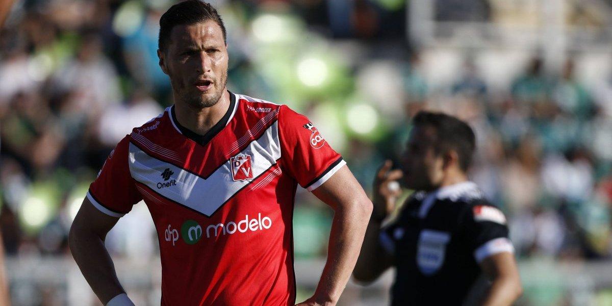 Lanaro está a solo detalles de llevar sus goles a Santiago Wanderers
