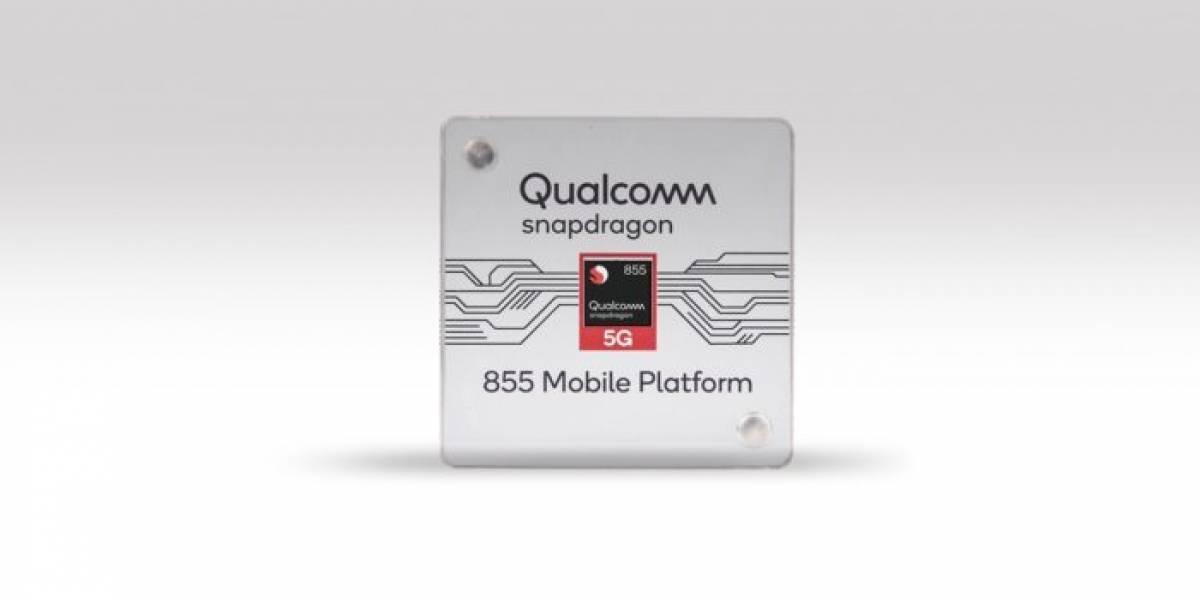 Snapdragon 855: Qualcomm presenta su procesador móvil más potente para 2019